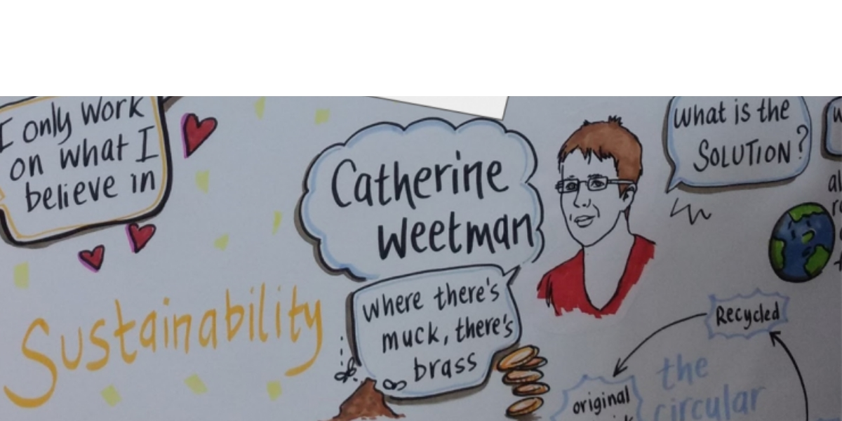 """Catherine Weetman Guest Expert Part 5: Focus on """"Re-Think"""""""
