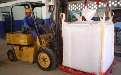 Looking for potential buyers for bulk bag manufacturing equipment