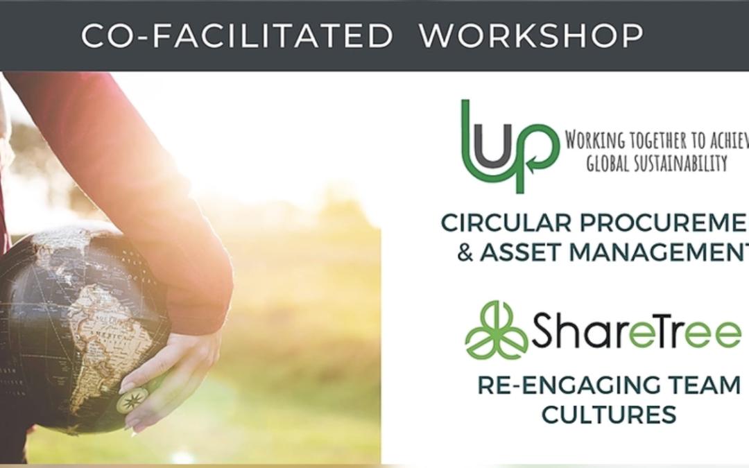 Webinar 9 July 2020 – Circular Procurement & Asset Management & Re-engaging Team Cultures